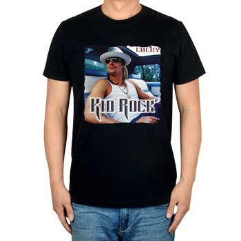 Kid Rock Hard Rock Ukala albümü Alternatif Metal t-shirt