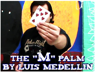 M palm luis medellin-magic tricks tarafından